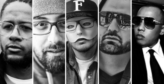 International Hip Hop Rundown – Emicida, Sido, Fuzati, Shi 360, Joe Flizzow