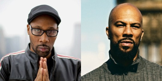 rza common