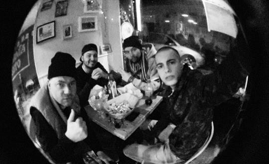 Blackout Crew 2016