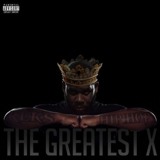 REKS The Greatest X Cover Art