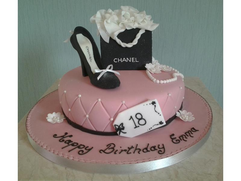 Creative Cakes Of Blackpool Coming Of Age Cakes 18th
