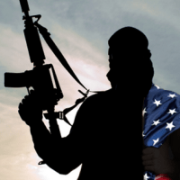 Sovereign Citizens and Militias are not gunning down non-white people in the streets