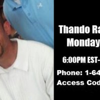 Thando Radio Show - Food The Weapon Of Choice To Hide The Genocide Of Nations