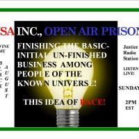 Black Aug. 30th /15  Justice Radio Station, REFLECT AND FOCUS!