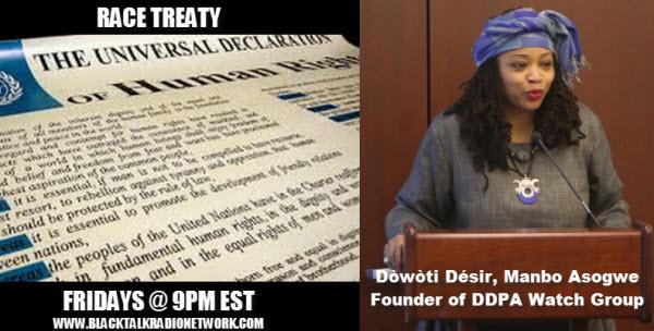 Race Treaty Dòwòti Désir, Manbo Asogwe