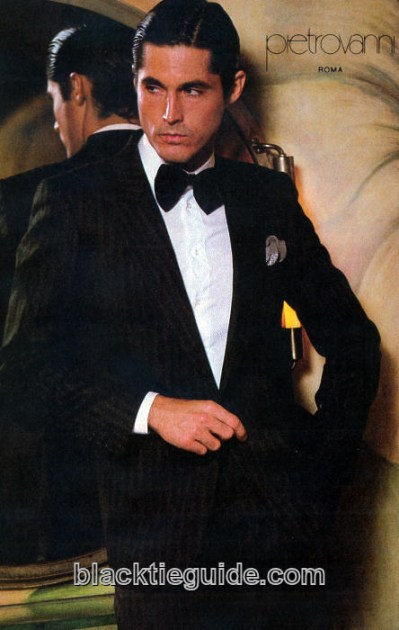 Black Tie Guide | History: Yuppie Years (Part 2)