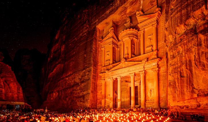 Petra Jordan Hd Wallpaper A Luxury Cultural Odyssey In Jordan Black Tomato