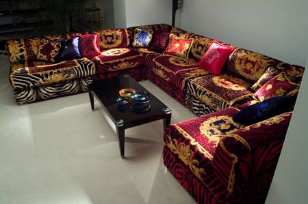 Best Bubble Sofa Von Versace Contemporary Home Design Ideas . Funked ...