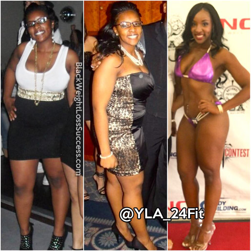 Kimberly lost 42 pounds Black Weight Loss Success