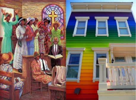 blog #17 gay house church