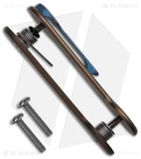 KEY-BAR Chaves Knives Edition Titanium Pocket Key Holder ...