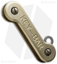 KEY-BAR Brass Premium Pocket Key Holder/Organizer - Blade HQ