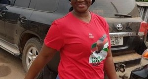 Joyce Mogtari Bawa, the Spokesperson for the NDC campaign