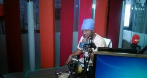 Blakk Rasta at the BBC