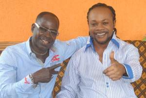 Lumba with Dede