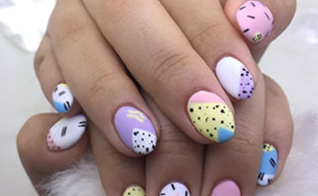 Nail School Grad Little Mythy Absorbs Inspirations For Her Creations