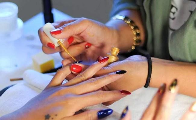 Nail Art Design Technician School Blanche Macdonald