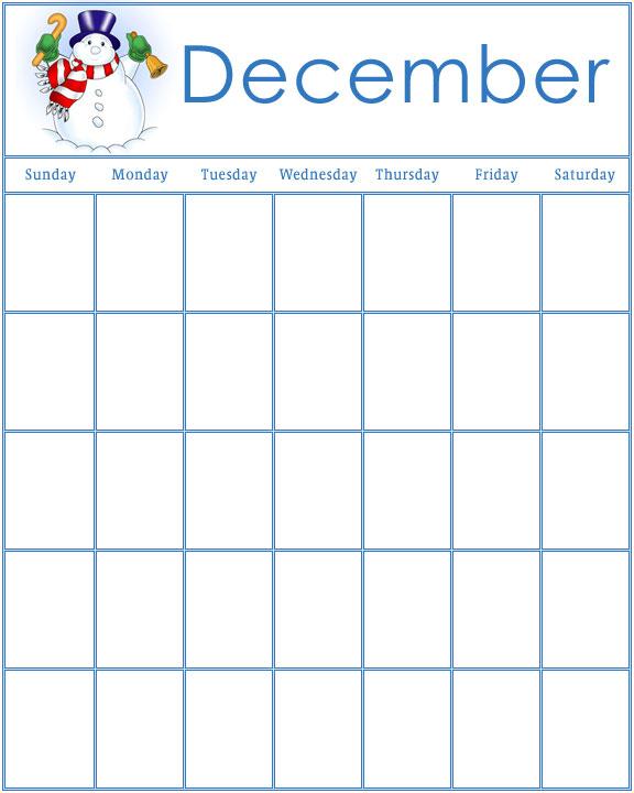 Preschool Calendars - preschool calendar template