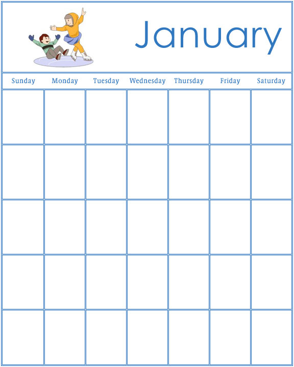 preschool calendar templates - Ozilalmanoof