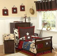 Wild West Cowboy Western Toddler Bedding Set By Sweet Jojo ...