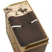 Wild West Cowboy Western Crib Bedding Set by Sweet Jojo ...