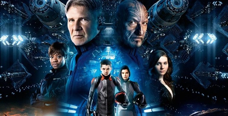 Movie Review: ENDER'S GAME (2013)