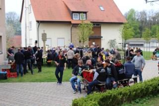 1. Mai Pfarrweisach