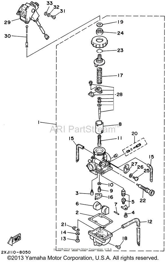 2002 yamaha zuma wiring diagram