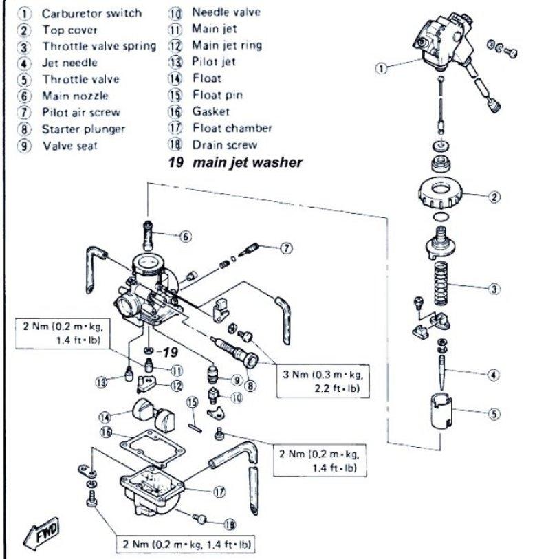 drag banshee wiring diagram
