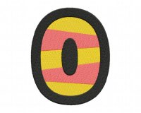 cartoony-number-0-stitched-5_5-inch