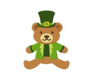 Lucky Teddy Bear 6 5_5 inch