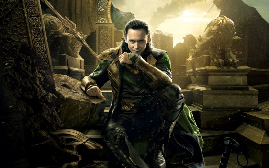 Loki confirmed for Age of Ultron - and Thor 3, Avengers 3?  Blastr