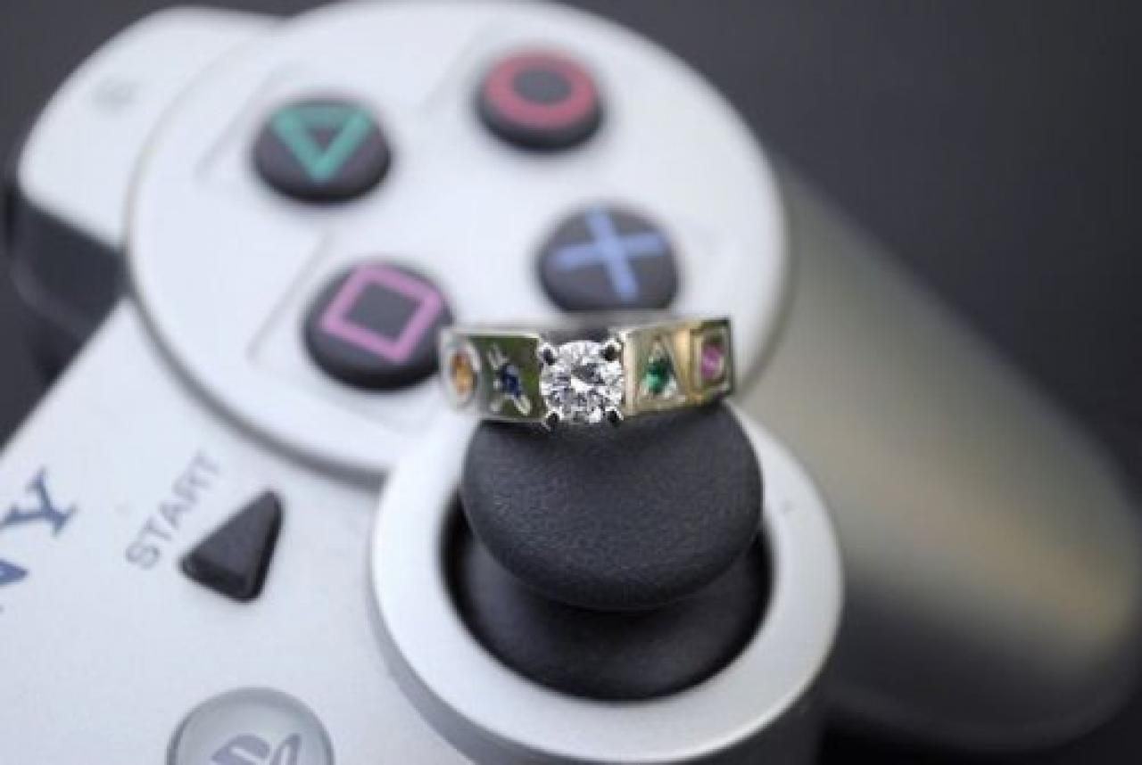 star trek wedding ring playstation engagement ring for her nothing says i love you to download - Star Trek Wedding Ring