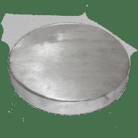 Aluminum Tubing: End Caps For Aluminum Tubing