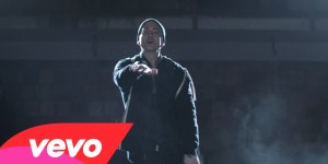NEW VIDEO: Eminem ft Sia – Guts Over Fear (Official Video)