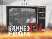 Charly La Melma, Toa$t - Banned From TV (Cover)(FINAL)