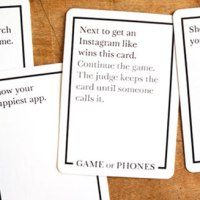 Game of Phones, a 'race to find the best or weirdest things on your smartphone'