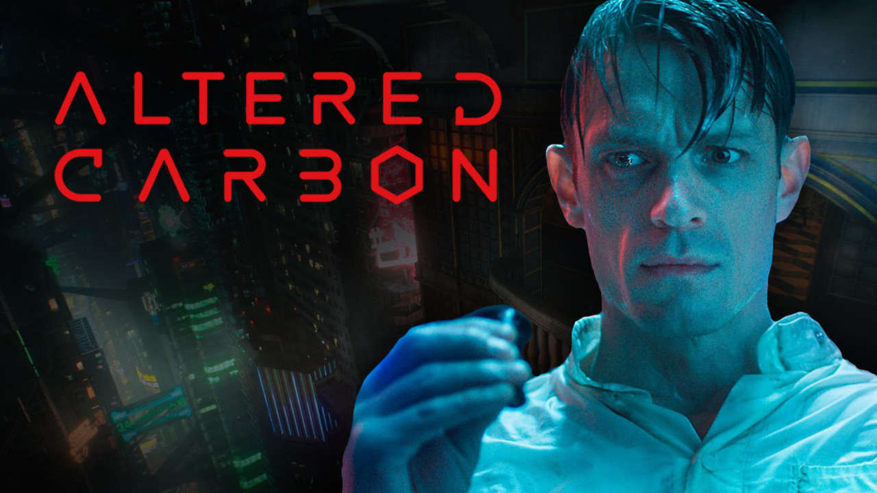 Wallpaper Future Hd Altered Carbon Brokebot Mountain Blazing Caribou Studios