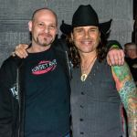 me and Mike Tramp