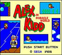 Alex Kidd pwns Mario anyday in my world.