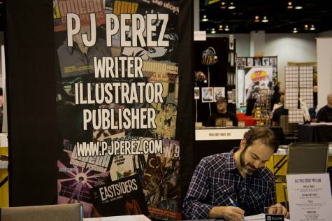 Pj Perez at DCC