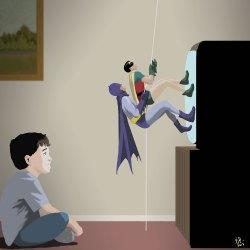Batman Adam West Tribute