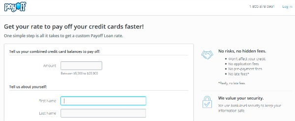 Trying to work my way out of credit card debt with Payoff - payoff credit card loan