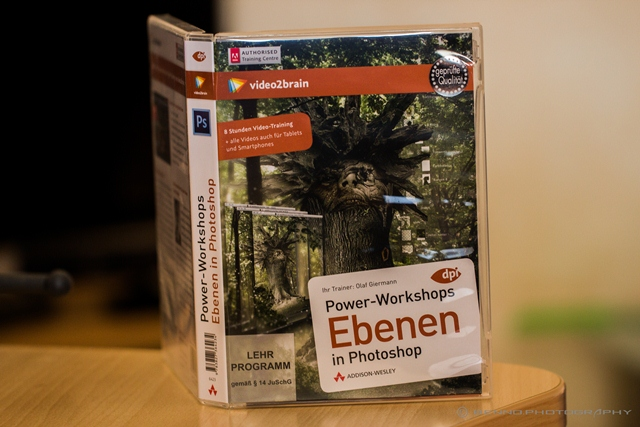 "Video2Brain Powerworkshop ""Ebenen in Photoshop"""