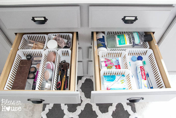 Dollar Store Bathroom Drawer Organization (7 of 7)