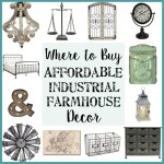 Industrial Farmhouse Home Decor