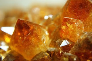 Citrine, crystals, and creativity!