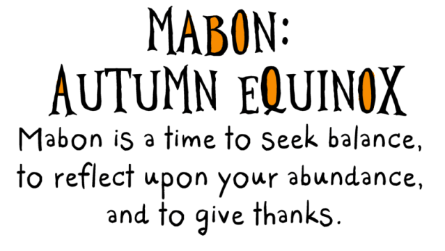 How Are You Celebrating Mabon?