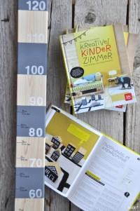 DIY-Messlatte fr Kinder + Buchverlosung [Mini-Montag ...