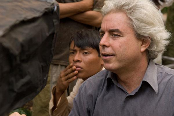 """Marco Bechis, Regisseur """"Birdwatchers"""""""